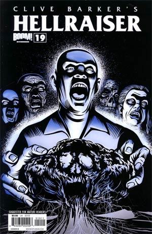 Clive Barkers Hellraiser Vol 2 #19 Regular Cover B Retro Outlaw Studios