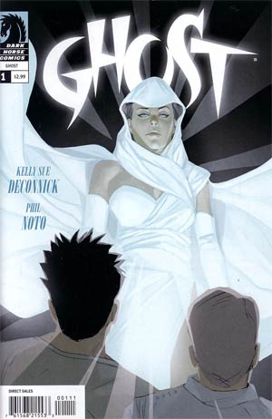 Ghost Vol 3 #1 Cover A Phil Noto