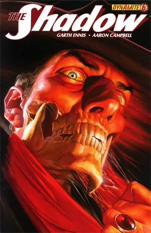Shadow Vol 5 #6 Regular Alex Ross Cover