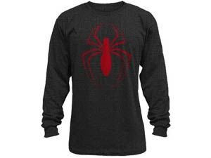 Spider-Man Venomous II Thermal Long Sleeve Small