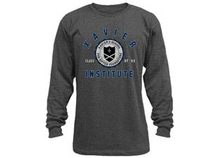 X-Men Institute Thermal Long Sleeve X-Large