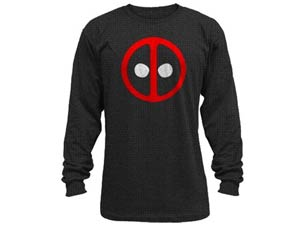 Deadpool Icon Thermal Long Sleeve Small