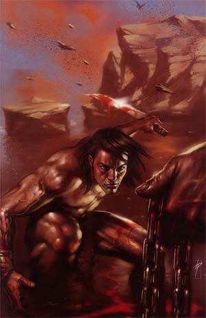 Lord Of The Jungle #9 Incentive Lucio Parrillo Virgin Cover