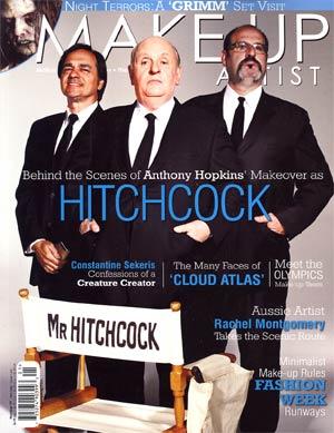 Make-Up Artist Magazine #99 Dec / Jan 2012 / 2013