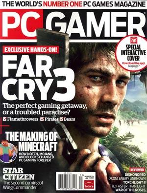 PC Gamer CD-ROM #234 Nov 2012