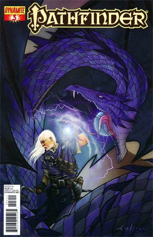 Pathfinder #3 Regular Erik Jones Cover