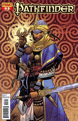 Pathfinder #3 Regular Matteo Scalera Cover