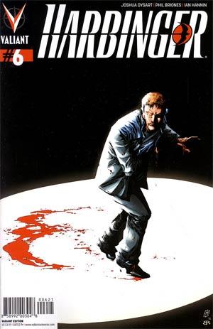 Harbinger Vol 2 #6 Incentive Matthew Clark Variant Cover
