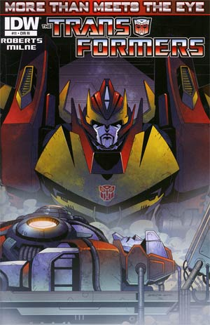 Transformers More Than Meets The Eye #11 Incentive Marcelo Matere Variant Cover
