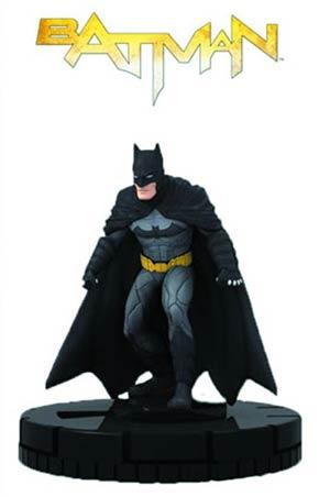DC HeroClix Batman Mr Freezes Gun 3D Object With Object Card