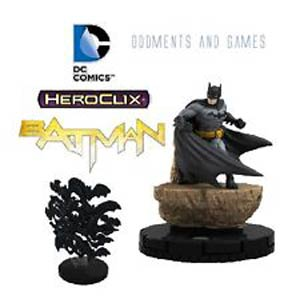 DC HeroClix Batman Suit Of Sorrows 3D Object With Object Card