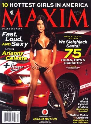 Maxim #179 Dec 2012