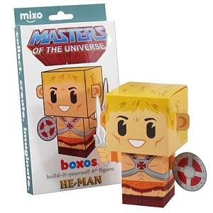 He-Man 4-Inch Boxo