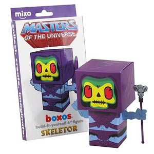 Skeletor 4-Inch Boxo