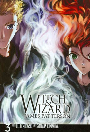 Witch & Wizard The Manga Vol 3 GN