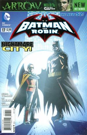 Batman And Robin Vol 2 #17