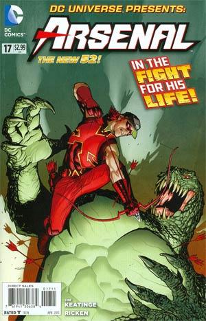 DC Universe Presents #17