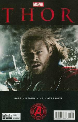 Marvels Thor Adaptation #2