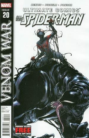 Ultimate Comics Spider-Man Vol 2 #20