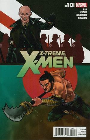 X-Treme X-Men Vol 2 #10