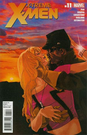 X-Treme X-Men Vol 2 #11