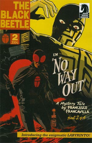 Black Beetle No Way Out #2