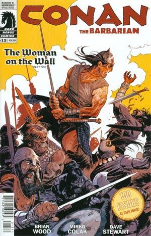 Conan The Barbarian Vol 3 #13