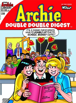 Archies Double Digest #238 Double Double