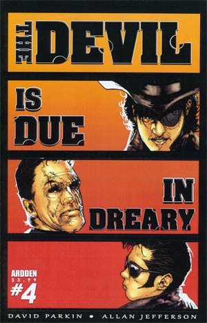 Devil Is Due In Dreary #4