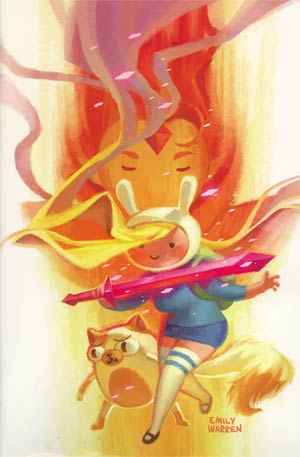 Adventure Time Fionna & Cake #1 DF Exclusive Variant Cover