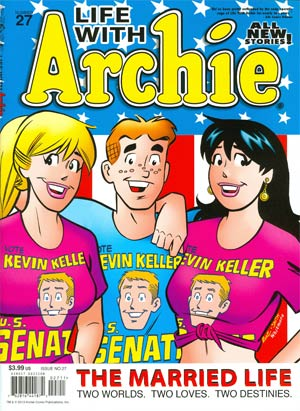 Life With Archie Vol 2 #27 Regular Fernando Ruiz Cover