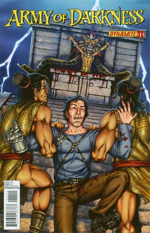 Army Of Darkness Vol 3 #11
