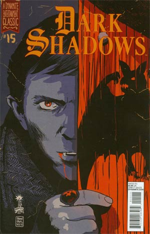 Dark Shadows (Dynamite Entertainment) #15