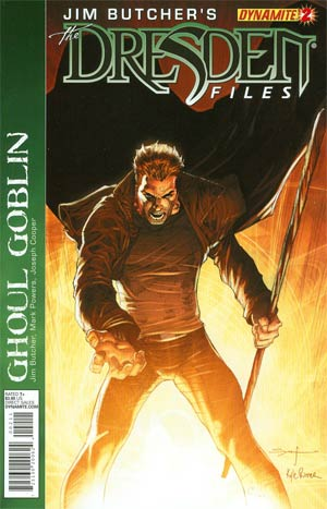 Jim Butchers Dresden Files Ghoul Goblin #2