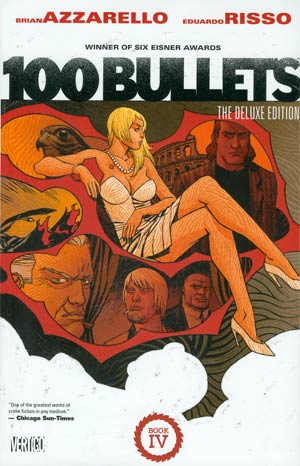 100 Bullets Deluxe Edition Book 4 HC