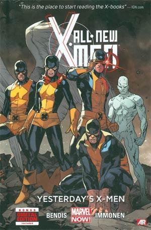 All-New X-Men Vol 1 Yesterdays X-Men HC