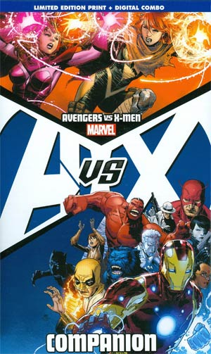 Avengers vs X-Men Companion HC