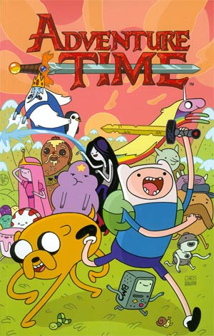 Adventure Time Vol 2 TP