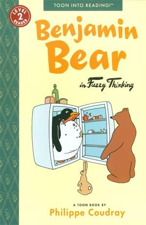 Benjamin Bear In Fuzzy Thinking TP