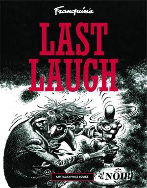 Franquins Last Laugh HC