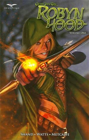 Grimm Fairy Tales Presents Robyn Hood Vol 1 TP