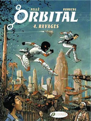 Orbital Vol 4 Ravages GN