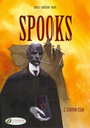 Spooks Vol 2 Century Club GN