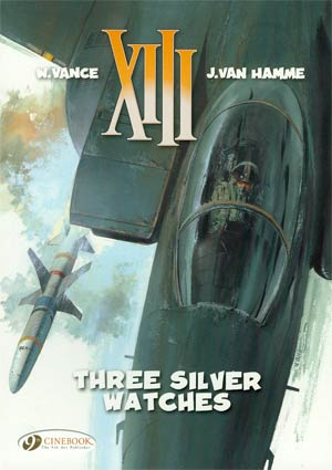 XIII Vol 11 Three Silver Watches TP