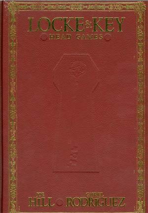 Locke & Key Vol 2 Head Games HC Special Edition