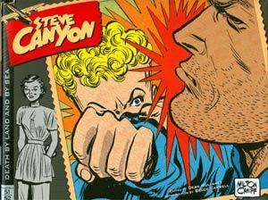 Steve Canyon Vol 3 1951-1952 HC