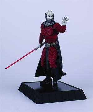Star Wars Darth Malak Statue