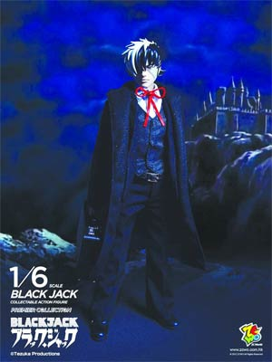 Black Jack 12-Inch Action Figure