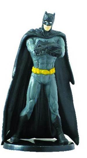 Batman In Action 2.75 Inch PVC Figurine - Batman Crossing Arms
