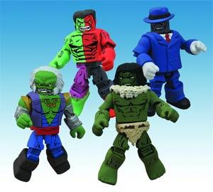 Marvel Minimates Hulk Through The Ages Box Set